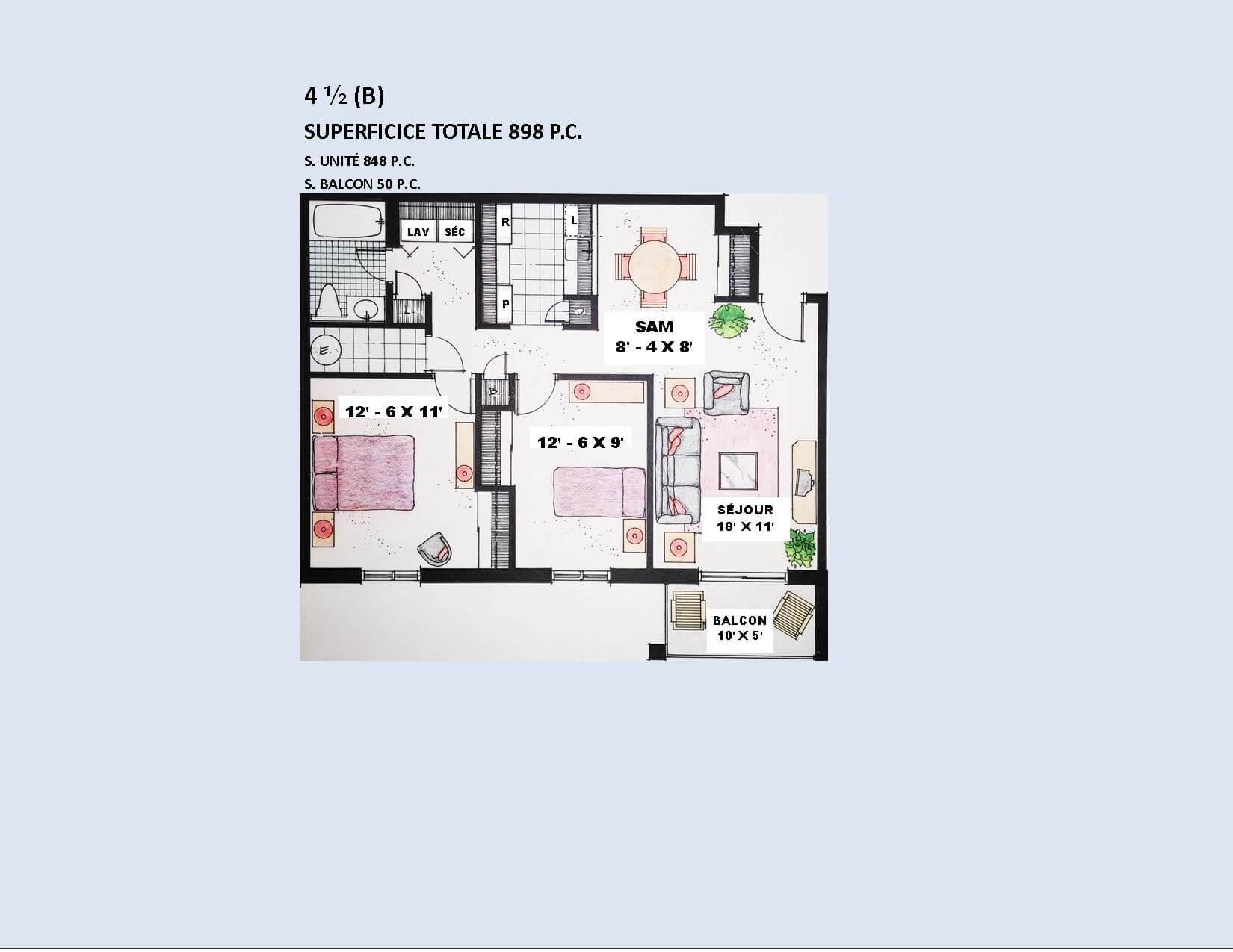 4470, Le Monelier - Immeubles Simard