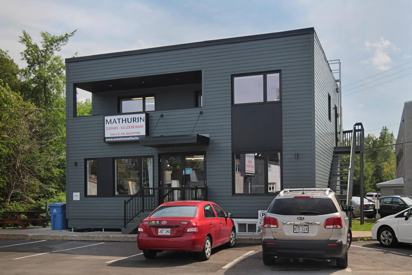 Le 4415, boulevard Wilfrid-Hamel - Immeubles Simard