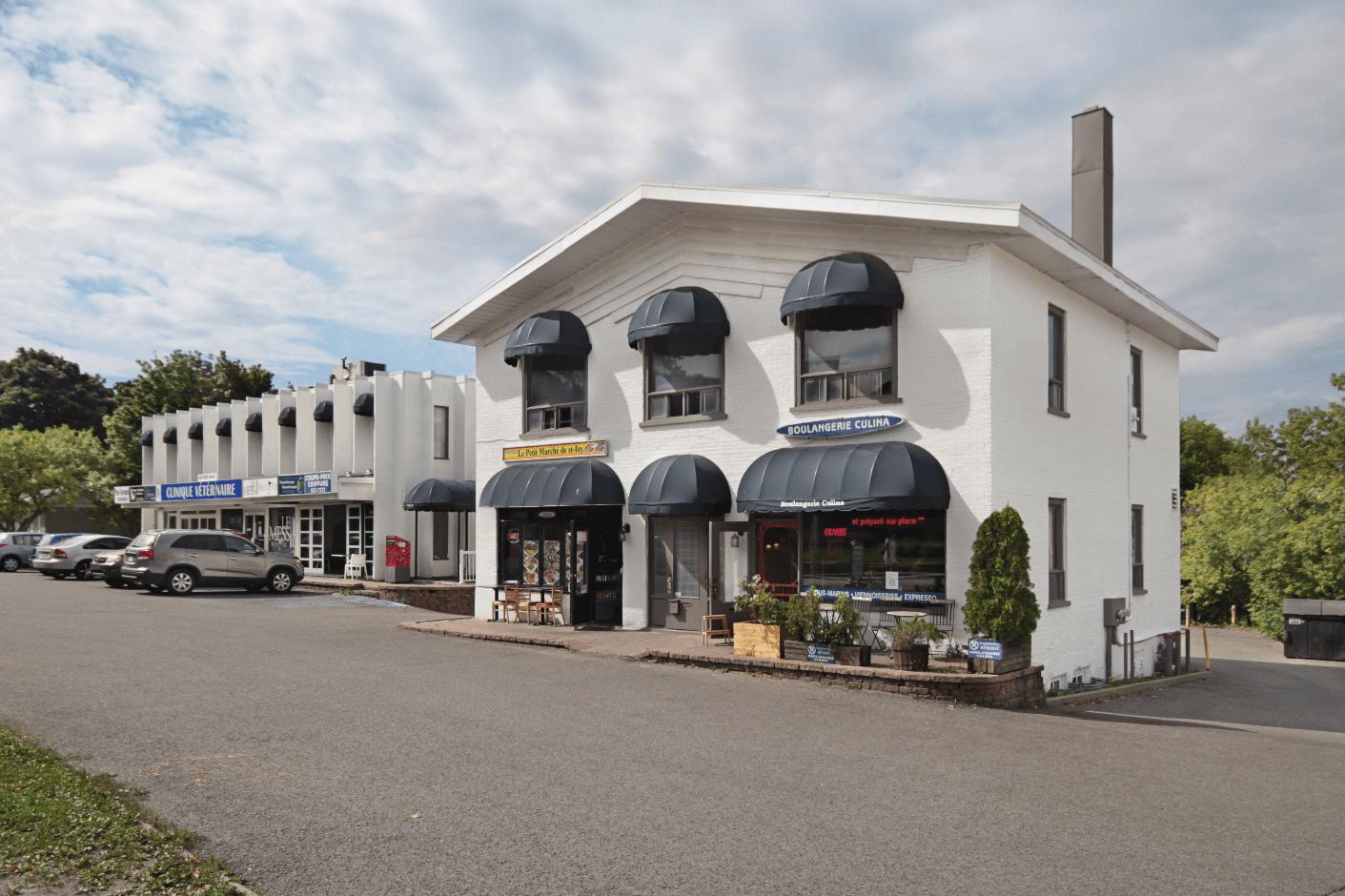 Complexe du 2510, chemin Sainte-Foy - Immeubles Simard