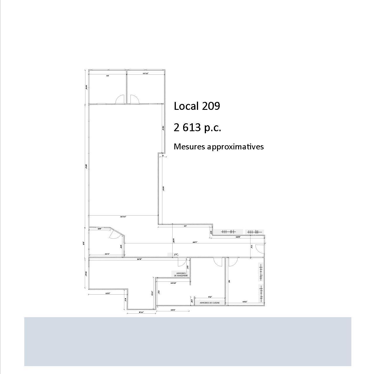 7777, boul. Guillaume-Couture, 2 613 à 9 000 p.c. - Immeubles Simard