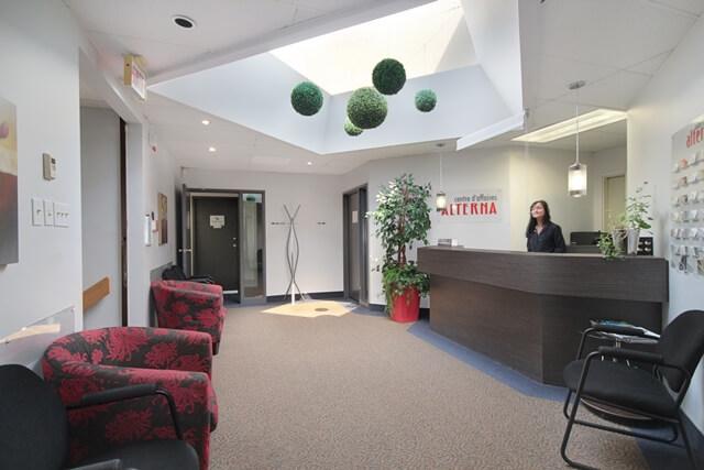 Henri bourassa bureaux à frais partagés bureaux à louer