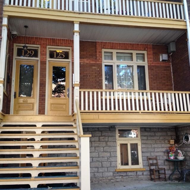 129 rue Lockwell, 2 ½, mai ou juin - Immeubles Simard
