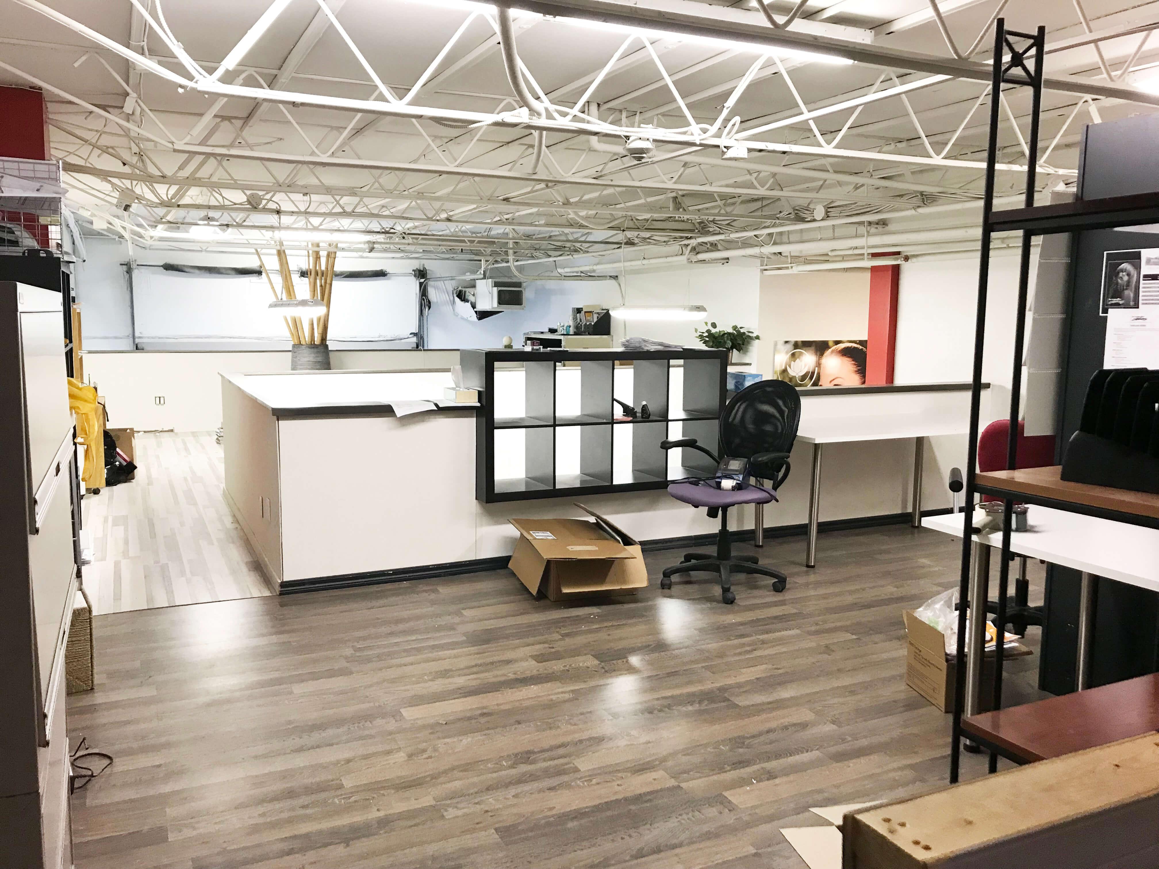 Nouveau Centre d'affaires Alterna - Immeubles Simard