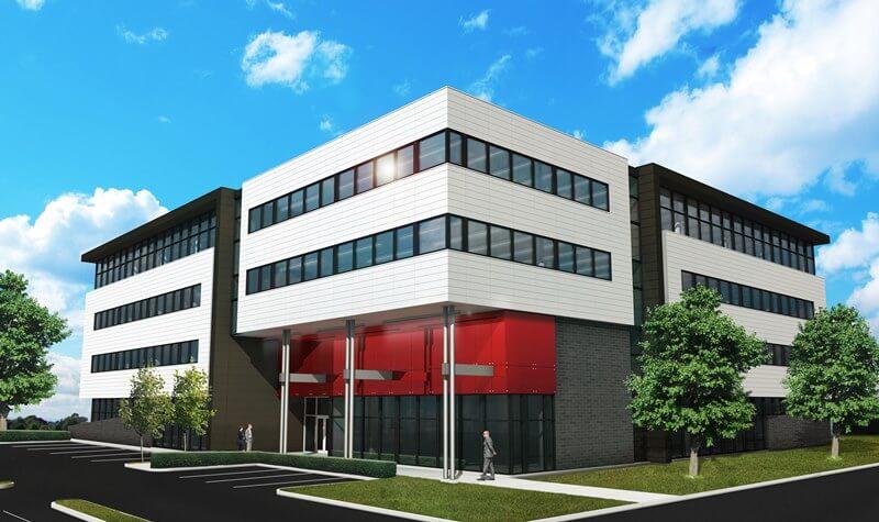 Nouvelle construction-Parc technologique - Immeubles Simard