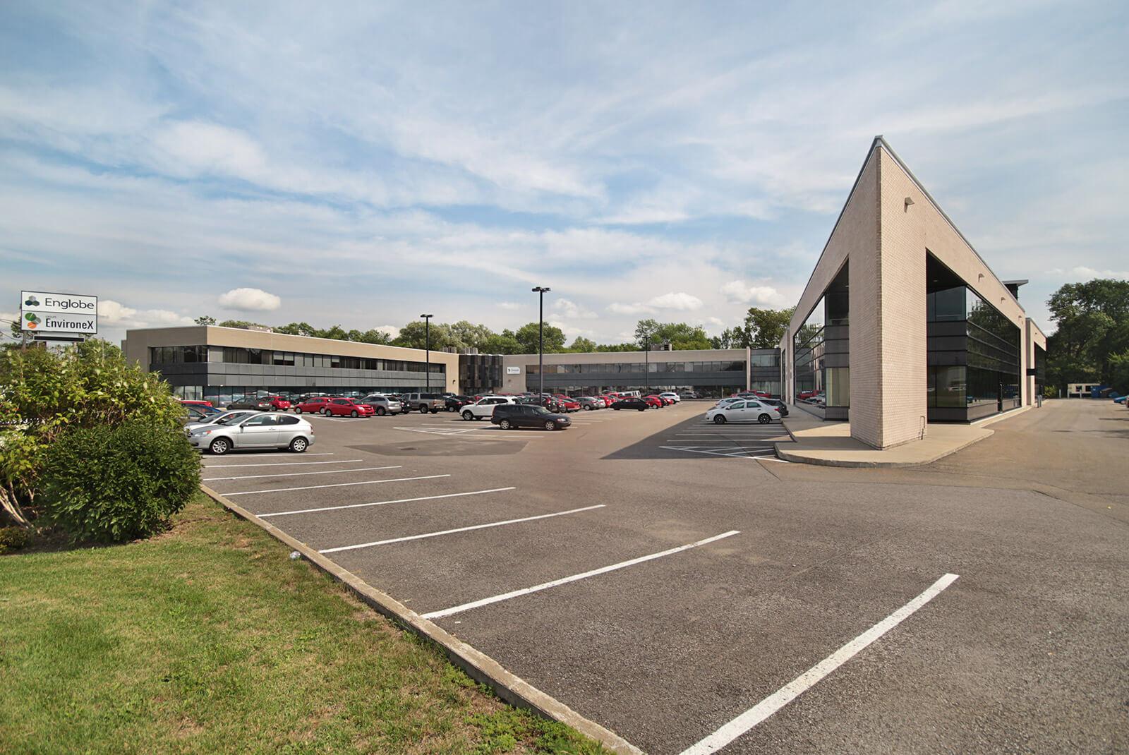 Le 4535, boulevard Wilfrid-Hamel - Immeubles Simard