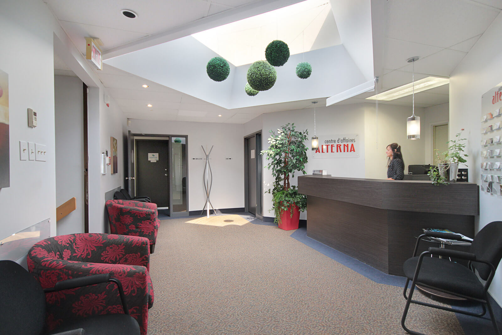 Le Centre d'affaires Alterna - Immeubles Simard