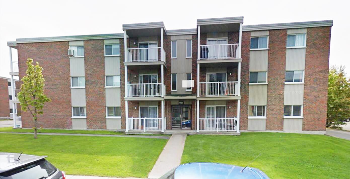 3365 et 3375, avenue Maricourt - Immeubles Simard